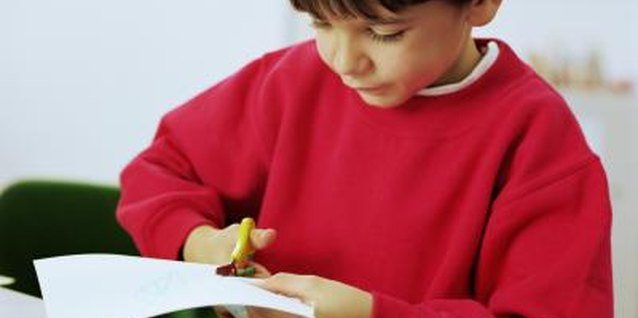 Activities for Children Who Are Learning to Cut With Scissors