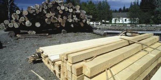 Resawn boards and planks are typically smaller than rough lumber.