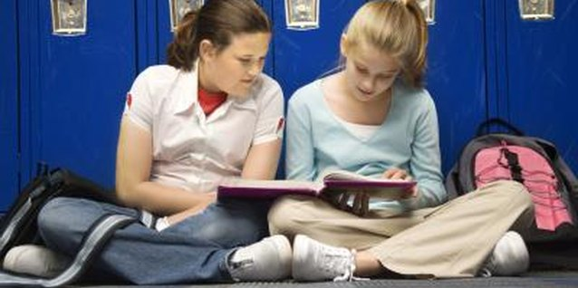 Books are a safe way for teens to examine situations without experiencing them.