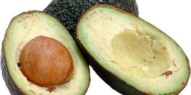 Save your avocado seeds for growing into houseplants.