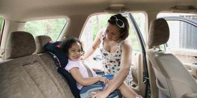 Texas State Requirements for Child Booster Seats