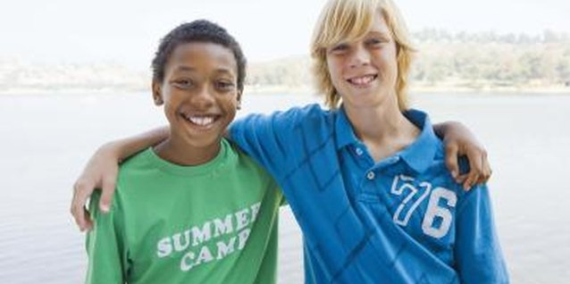 All-Boy Teen Camps in New England