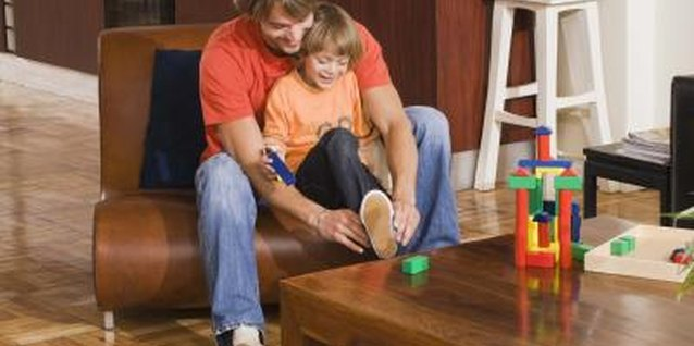 Your child's shoes should fit properly for both comfort and safety.