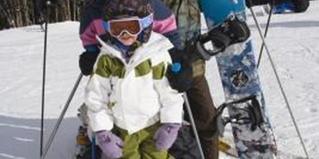 Do Kids Need a Helmet for Skiing?