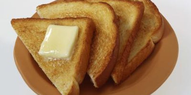 Toast is more than the white bread used at breakfast.