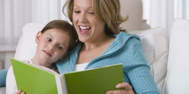 How to Teach a Four Year Old How to Read & Write