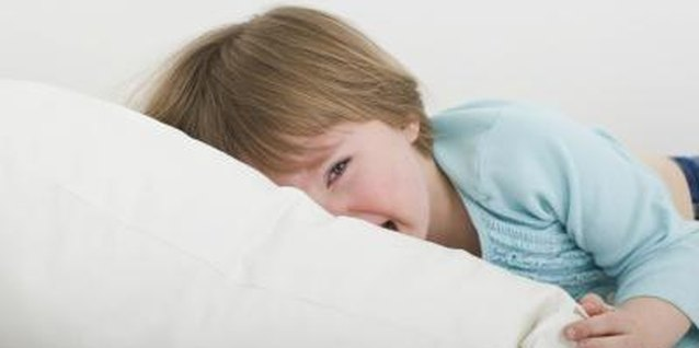 Sudden and Drastic Changes in the Sleeping Habits of a Toddler