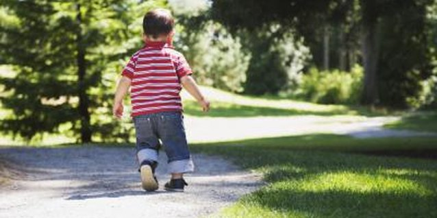 Don't expect your toddler to slow down any time soon!