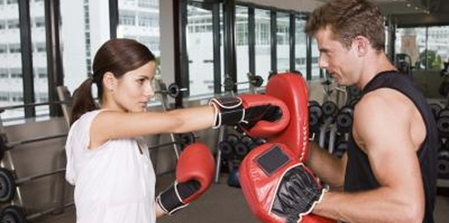 Everyone, from beginners to professionals, needs to follow basic boxing etiquette.