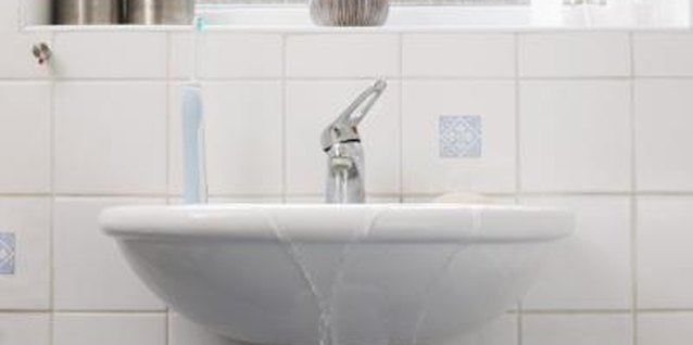 How to Get Rid of Gnat-Like Bugs Coming out of the Overflow Hole of a Bathroom Sink