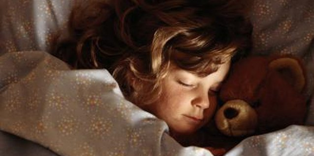 White noise can help your hyperactive child drift off to sleep.