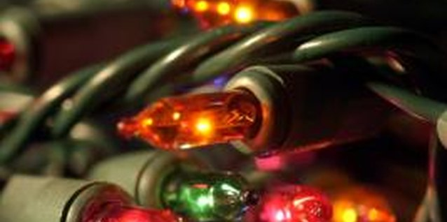Ways to Hang Christmas Lights Indoors
