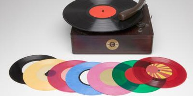 Creative Ways to Display Vinyl Records