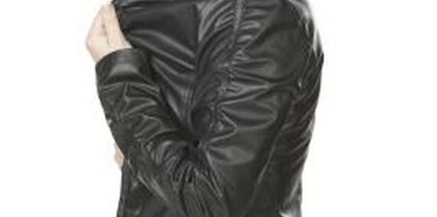 How to Alter the Length of a Leather Coat