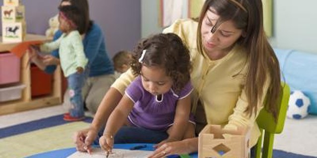 Preschool is a time of adjustment for child and parent alike.