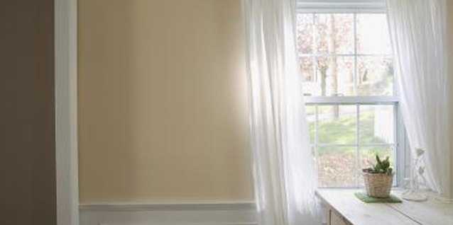 How to Hang Tab Top Drapes