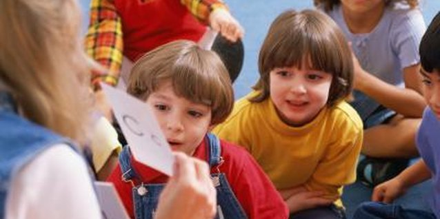 Daily Classroom Rules for Preschoolers