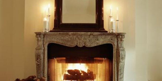 Fireplace hearths provide a decorative yet functional platform for fireplaces and wood stoves.