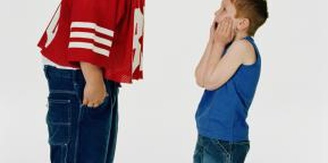 Should Kids Be Punished for Teasing?