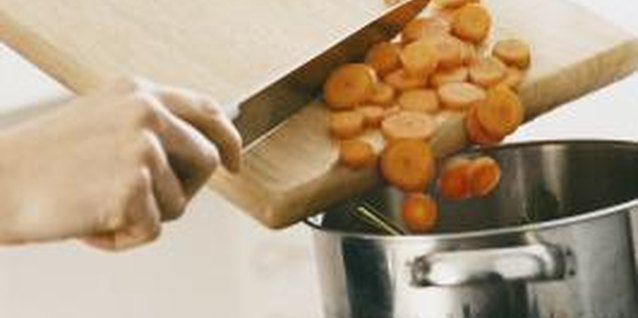 Cook glazed carrots in one pot on the stovetop.