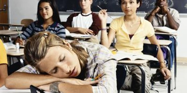 Tips to Help Teenagers Stay Awake in School