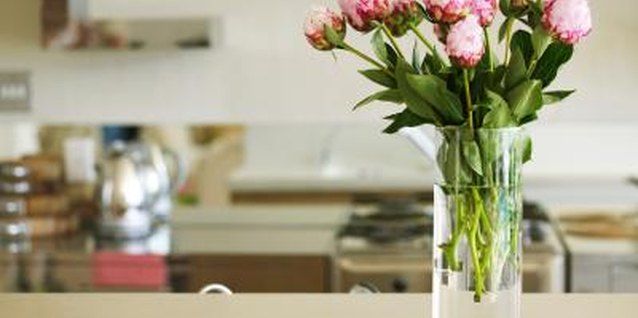 Freshen your kitchen by fixing worn laminate.