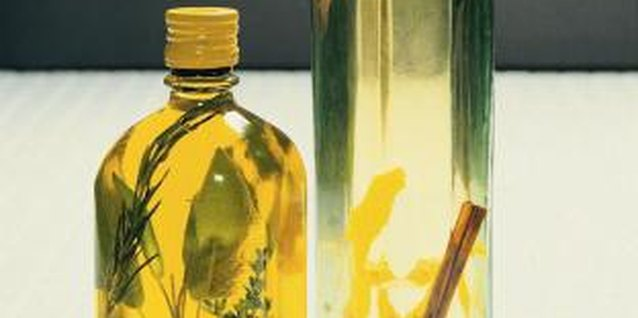 Olive oil readily absorbs the flavors of herbs and spices.