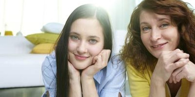 Mothering a Preteen Daughter