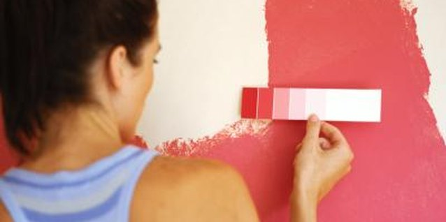 How to Darken a Brightly Painted Room