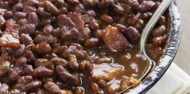 Can You Thicken Baked Beans With Corn Starch?