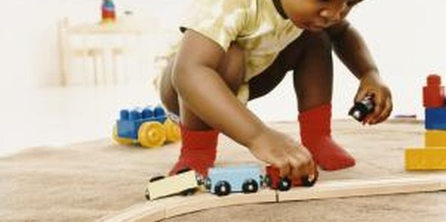 Train Theme Activity & Games for Kids
