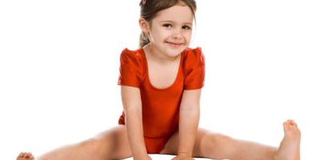 Games help younger children get acquainted with other young gymnasts, their bodies and apparatus.