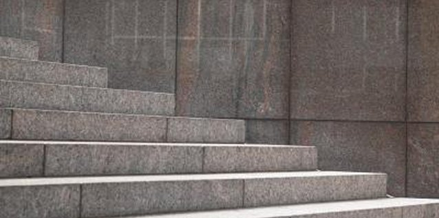 how to clean stain in granite stairs