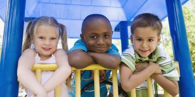 Children express curiosity about ethnic differences at a young age.