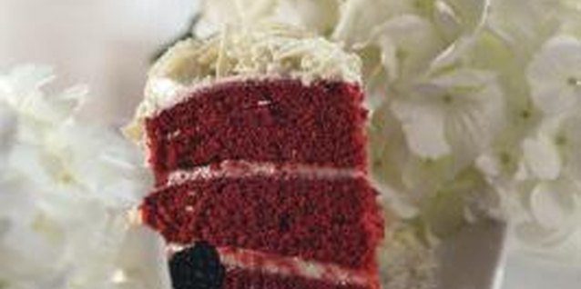 Safe Red Food Coloring for Cake Baking