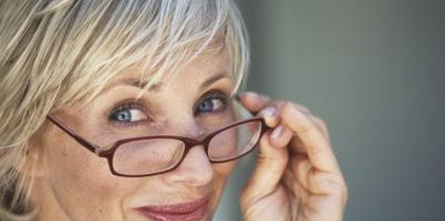 How to Put Silicone Pads on Eyeglass Frames