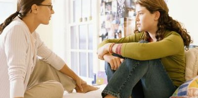 Engage in regular conversations with your teen to ensure healthy adjustment.