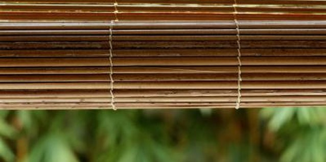 How to Hang Bamboo Woven Shades