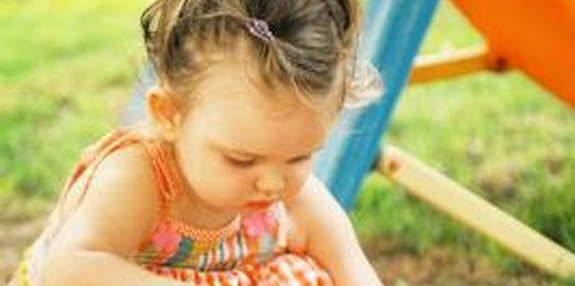 Sensory Concerns in a Toddler