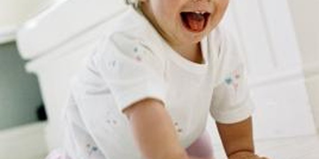 Toddlers scream from happiness as much as they scream out of anger.