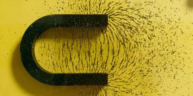 A magnetic field is the area in which a magnet is powerful.