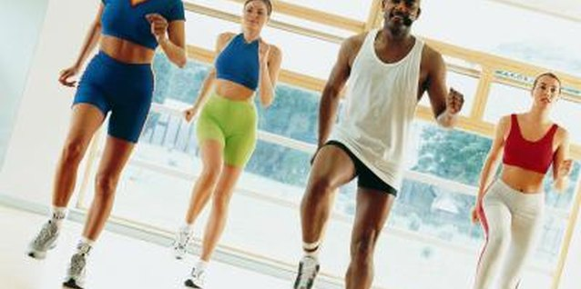 Five Physical Components of Aerobics