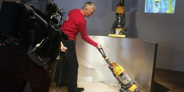 James Dyson changed the way we vacuum with his revolutionary machine designs.