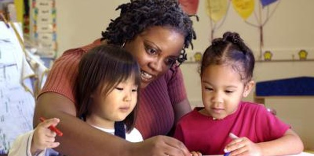 Affordable daycare is within reach for many single parents.