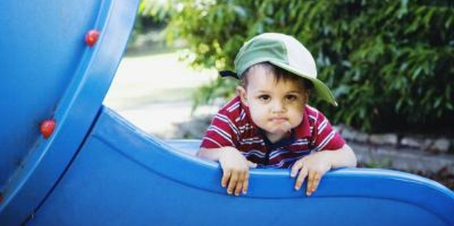 Regulations for Outdoor Play Equipment for Preschool Children