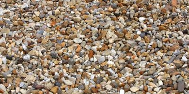 How to Make Your Own Countertops With Pebbles