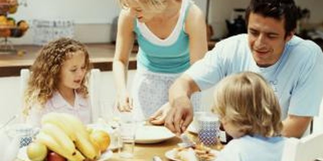 Family meals promote social skills, emotional development and cognitive abilities.