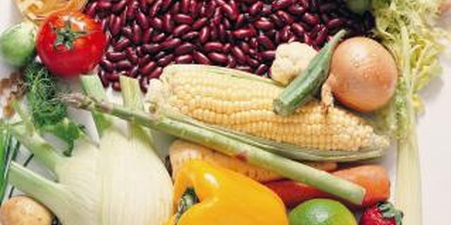 Eating a wide variety of fruits, vegetables, grains and beans can help you get enough nutrients.