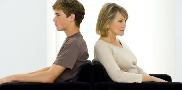 How to Stop Arguing With Your Teenage Son