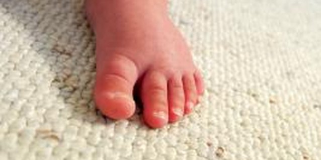 Carpet -- ugly or not -- provides a soft surface under delicate knees and tender toes.